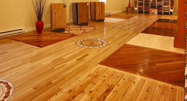 Como limpiar pisos de madera Tipos de pisos de madera
