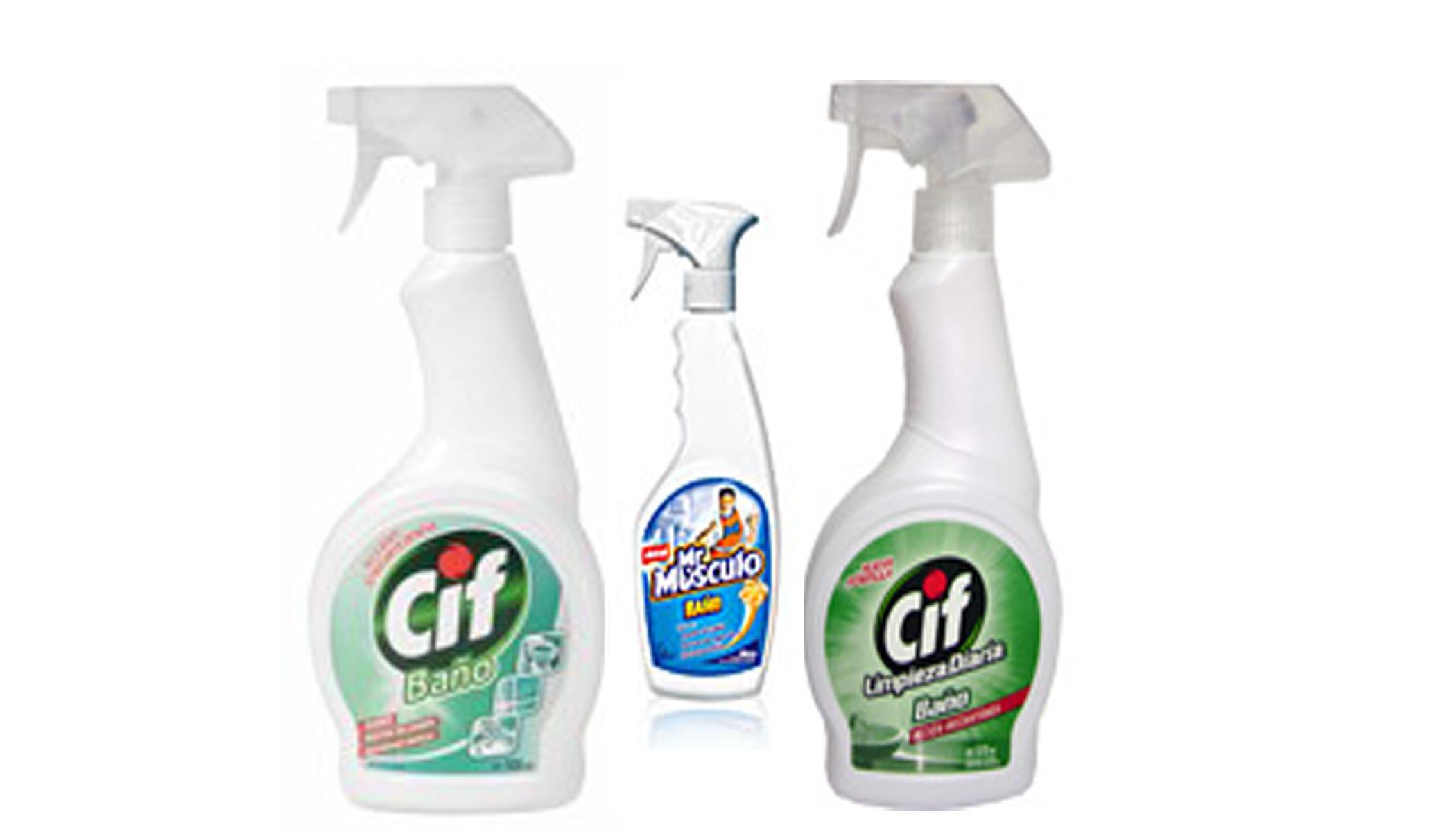 Productos para limpiar el ba o medidas de cajones de - Como limpiar el moho del bano ...