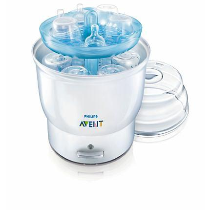 avent naturally express iq steriliser instructions