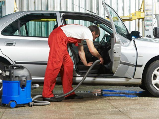 Como Limpiar El Tapizado Panel Alfombra Techo Del Auto