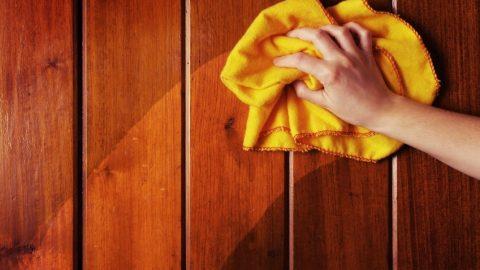 limpiar-madera-encerada