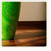 Cómo limpiar y cuidar pisos de madera con D D?