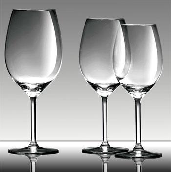 C mo limpiar copas de vidrio o de cristal for Copas de cristal
