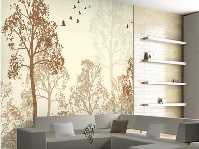 C mo limpiar una pared empapelada - Como limpiar paredes pintadas ...