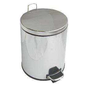 Cómo limpiar el tacho de basura?