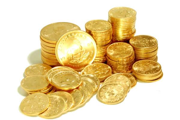 C mo limpiar monedas - Limpiar oro en casa ...
