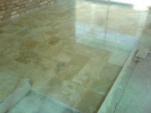 Cómo limpiar suelos de marmol?