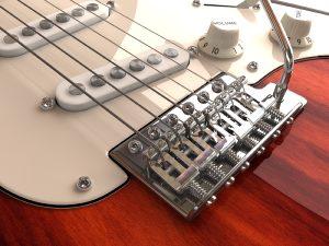Cómo limpiar las cuerdas de la guitarra eléctrica?