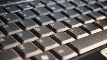 teclado notebook