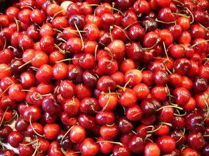 Cómo limpiar y quitar manchas de cerezas?