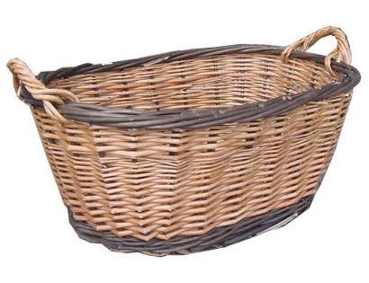 antiguedades Cómo limpiar cestas o canastas de mimbre?