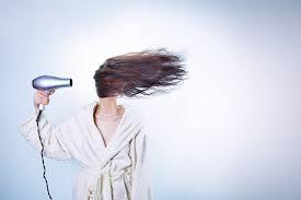 cabello limpiar