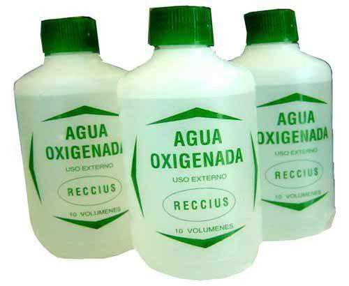 Cómo Limpia El Peróxido De Hidrógeno O Agua Oxigenada Como Limpiar