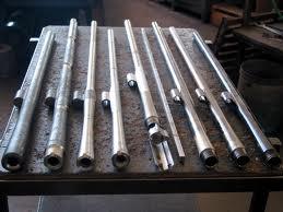 Cómo limpiar el cañón de un arma de fuego?