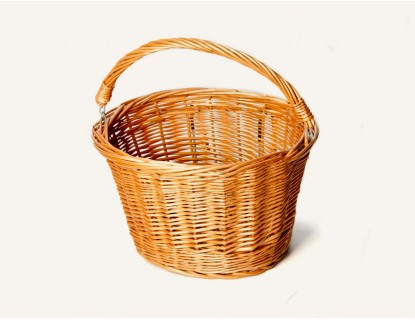 C mo limpiar cestas o canastas de mimbre - Como forrar cestas de mimbre ...