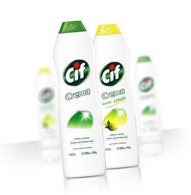 C mo limpia el cif for Productos limpieza cocina