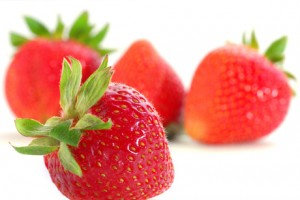 Como limpiar las frutillas para que no pierdan sabor?