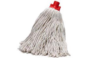 Cómo limpia una Mopa?