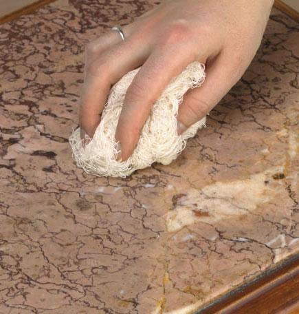 C mo limpiar y pulir m rmol for Productos para limpiar marmol