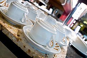 Como limpiar las piezas de porcelana?