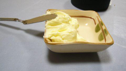 mantequilla manchas