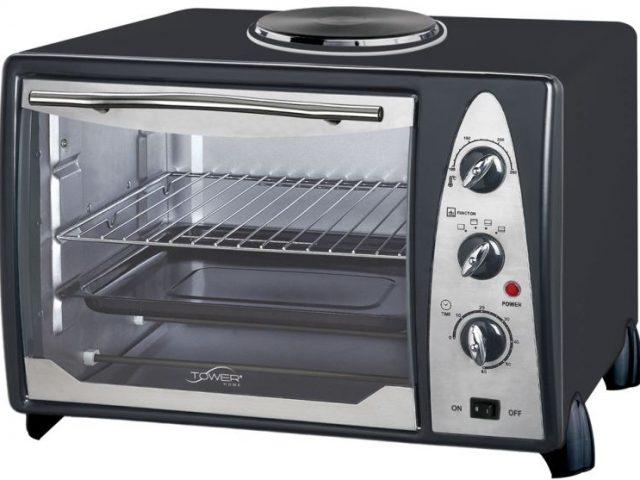 Como limpiar un horno electrico for Hornos de cocina