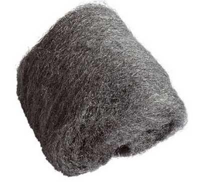 C mo limpia la lana de acero - Como limpiar hierro oxidado ...