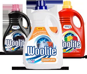 Cómo limpia el Woolite?