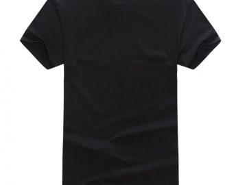 remera negra