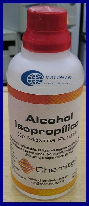 C mo limpia el alcohol isoprop lico - Alcohol de limpieza para que sirve ...
