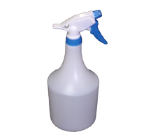 Cómo limpia el atomizador?