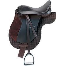 Cómo limpiar la montura de caballo?