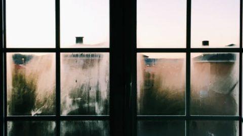 rieles ventana