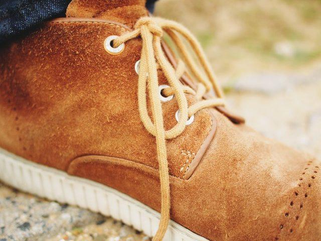Cómo limpiar zapatos de gamuza?