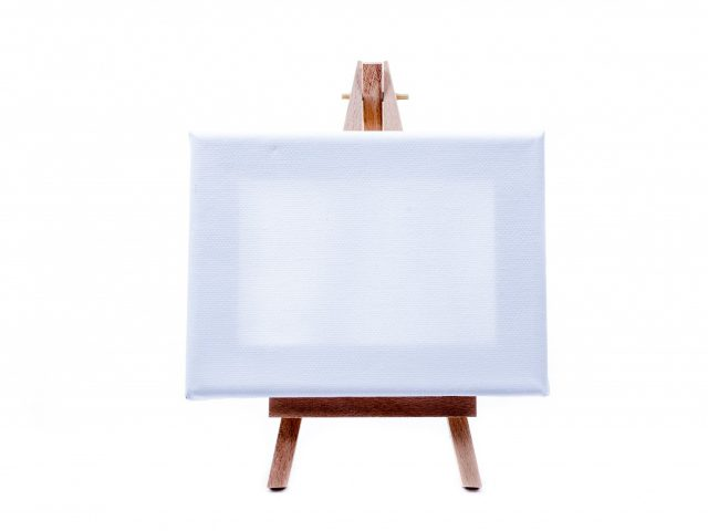 C mo limpiar un lienzo - Como enmarcar un lienzo ...