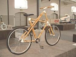Cómo limpiar una bicicleta de bambú?