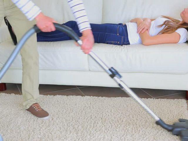 C mo limpia la aspiradora - Como limpiar la alfombra en casa ...