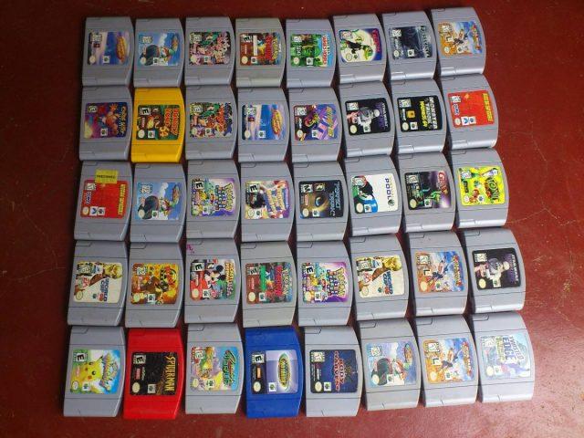 Como Limpiar Juegos De Nintendo