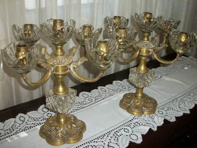 C mo limpiar un candelabros - Como quitar manchas del piso de ceramica ...