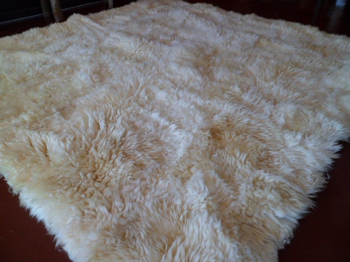 C mo limpiar una alfombra de piel de oveja - Alfombra oveja ...