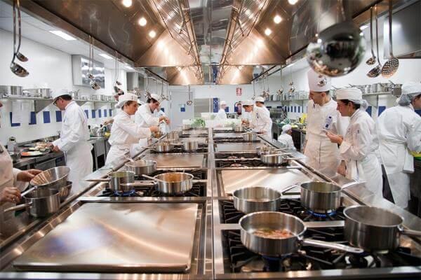 C mo limpiar la cocina de un restaurante despu s de un d a for Definicion de cocina