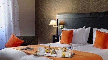 como limpiar una habitacion de hotel