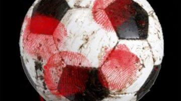 como quitar manchas de balon de futbol