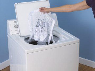 Cómo lavar zapatos en el lavarropas