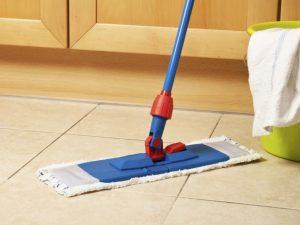 Hogar y muebles c mo limpiar - Como limpiar piso negro ...