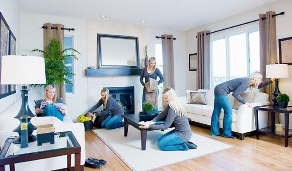Consejos para limpiar la casa muy rápido