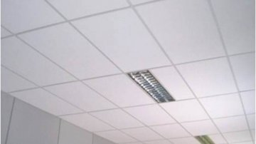 como limpiar techos de cielo raso