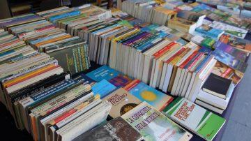como limpiar libros tapa blanca