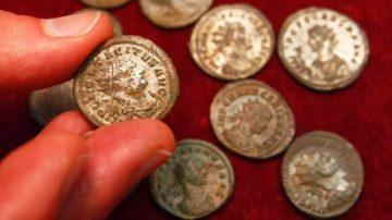 limpiar monedas