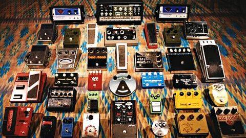 pedal efectos